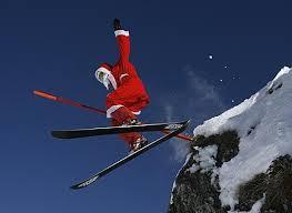 pere noel ski 3